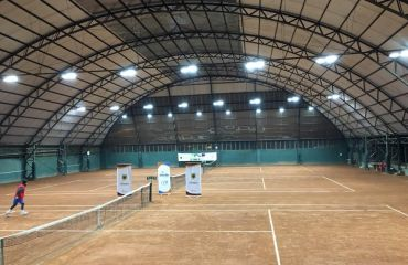 Luces Cancha de tenis