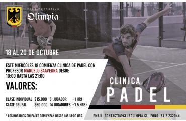 Clinica Paddle