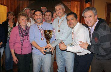 """Campeonato Aniversario 133 Club Olimpia """"Copa Puchul"""""""