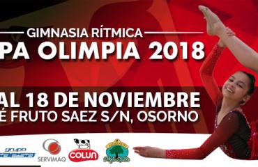 Copa Olimpia 2018 Gimnasia Ritmica